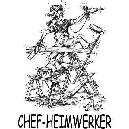 """T-Shirt """"Chef-Heimwerker"""""""